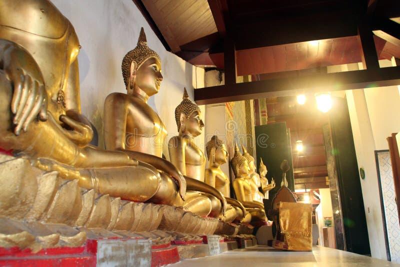buddhas royaltyfria foton