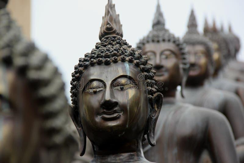 Buddhas fotografie stock