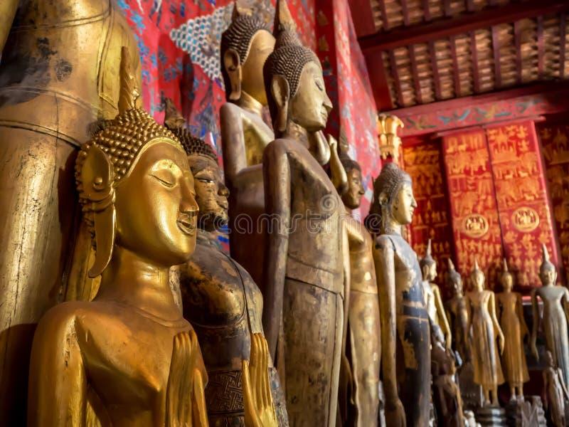 Buddhas de Ancien foto de stock royalty free