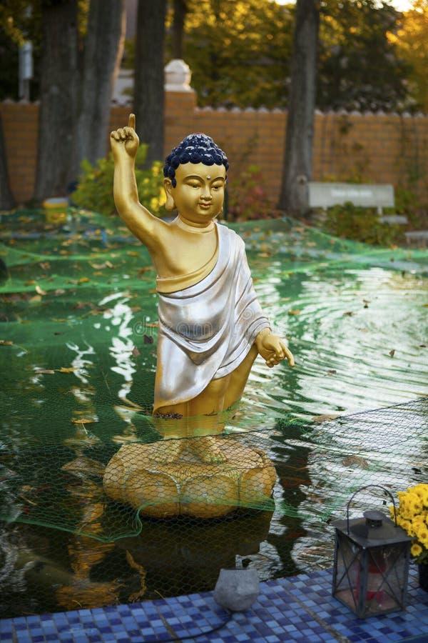 Buddhas Statue stockfotos