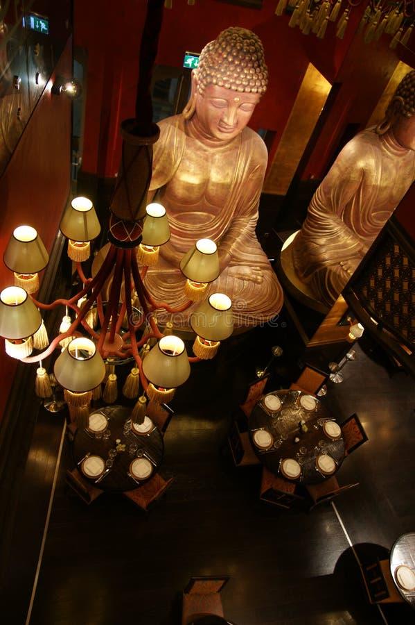 Buddhastång royaltyfria bilder