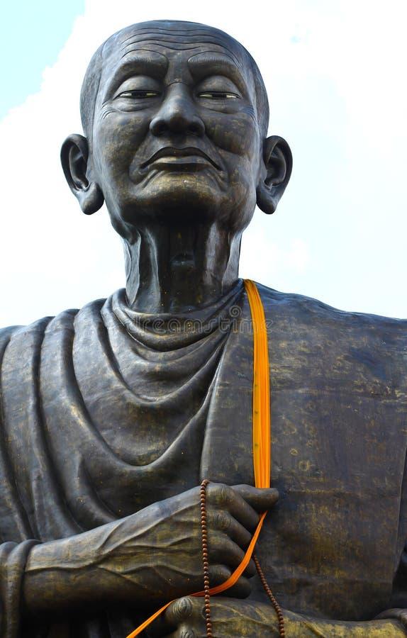 Buddhastaty royaltyfri foto