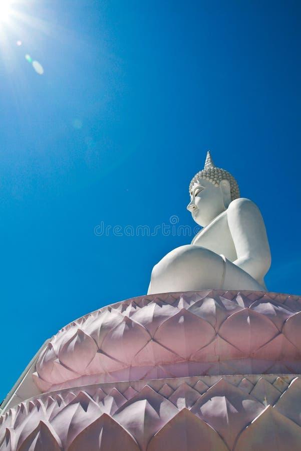 Buddhastaty, Thailand royaltyfria bilder