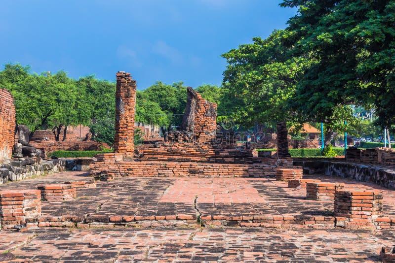 Buddhism chapel stock photo