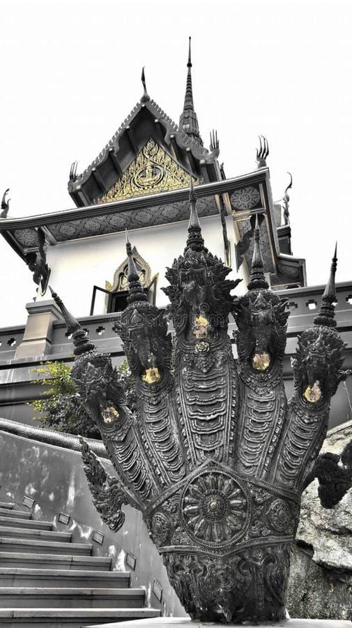 wat buddha shine. stock photography