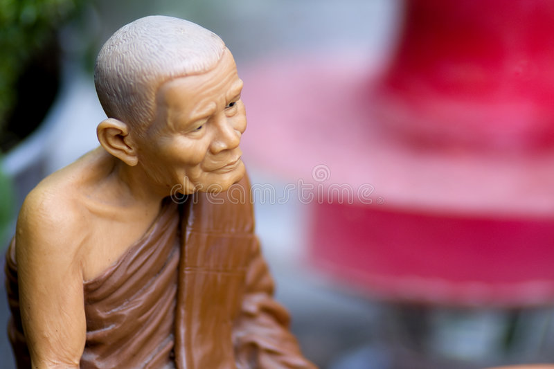 Buddhism monk royalty free stock images