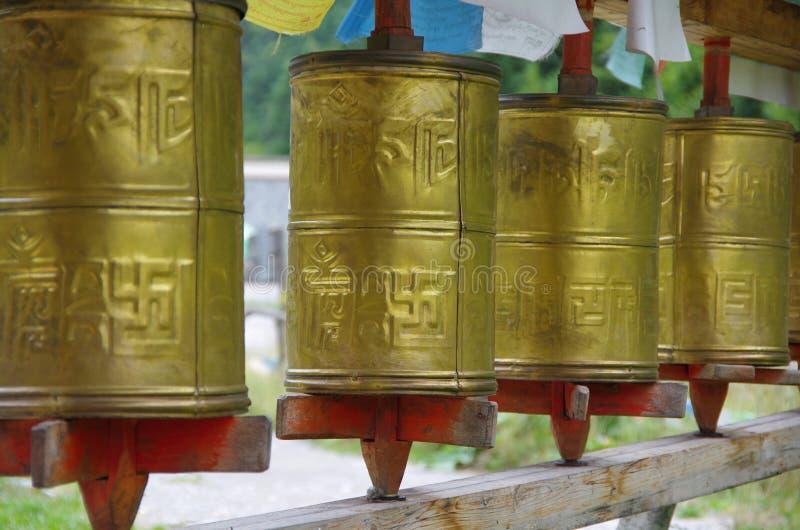 Buddhism rotatable design stock photo