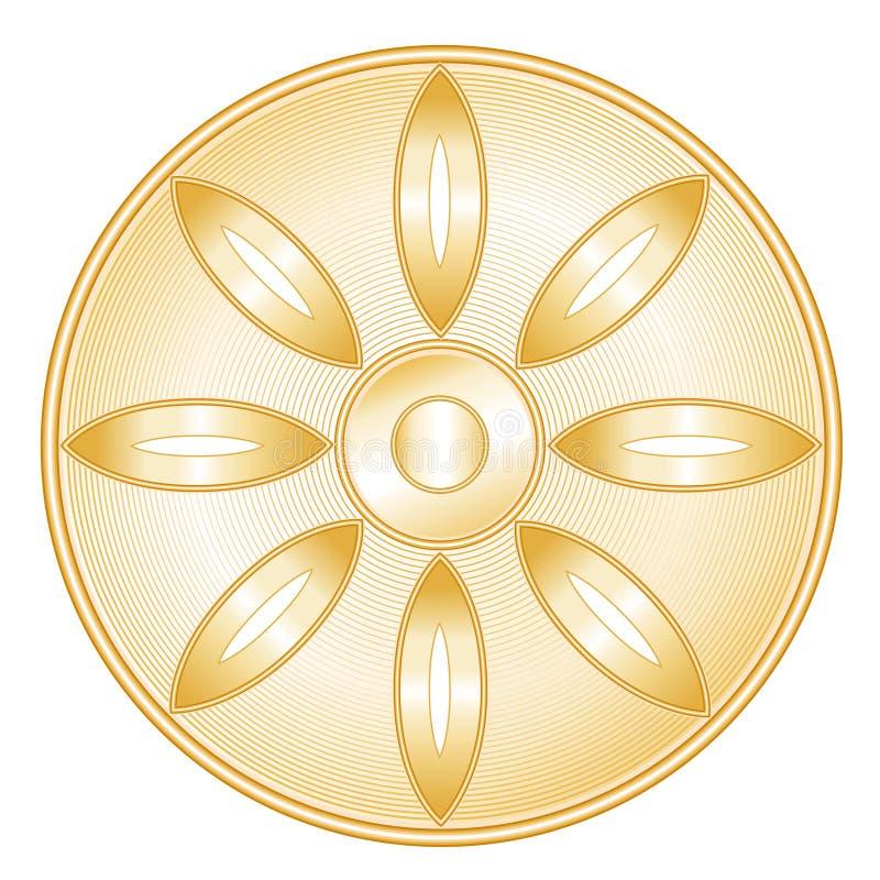 Buddhism Symbol Stock Photo