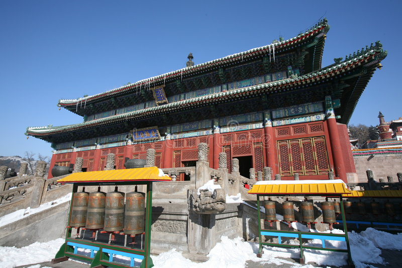 Download Buddhism Temple Royalty Free Stock Images - Image: 2063689