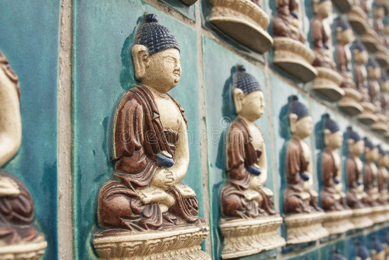 buddhisms 免版税库存图片