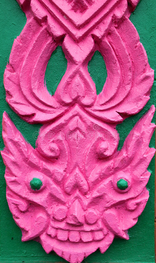 Free Buddhist Art Stucco Stock Image - 21678951