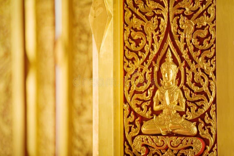Buddhist artwork stock photo