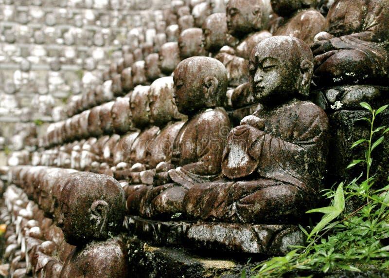 buddhist ogród obraz royalty free