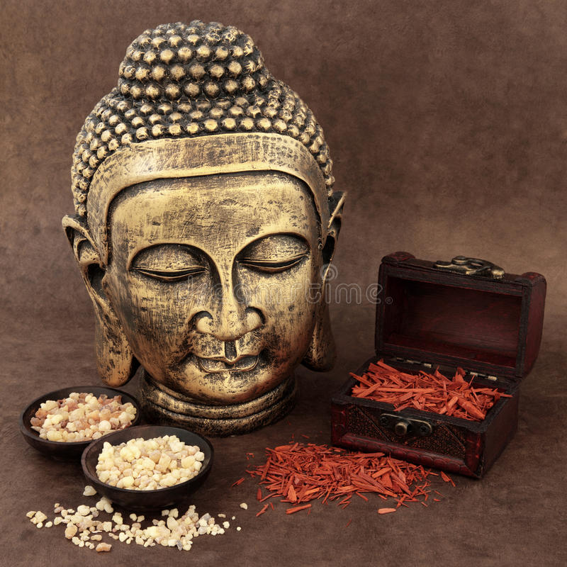 Buddhist Ritual stock images