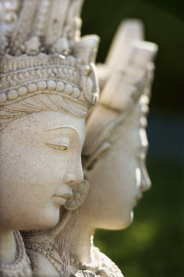 Free Buddhist Statue Of Kuan Yin Stock Photo - 12752880