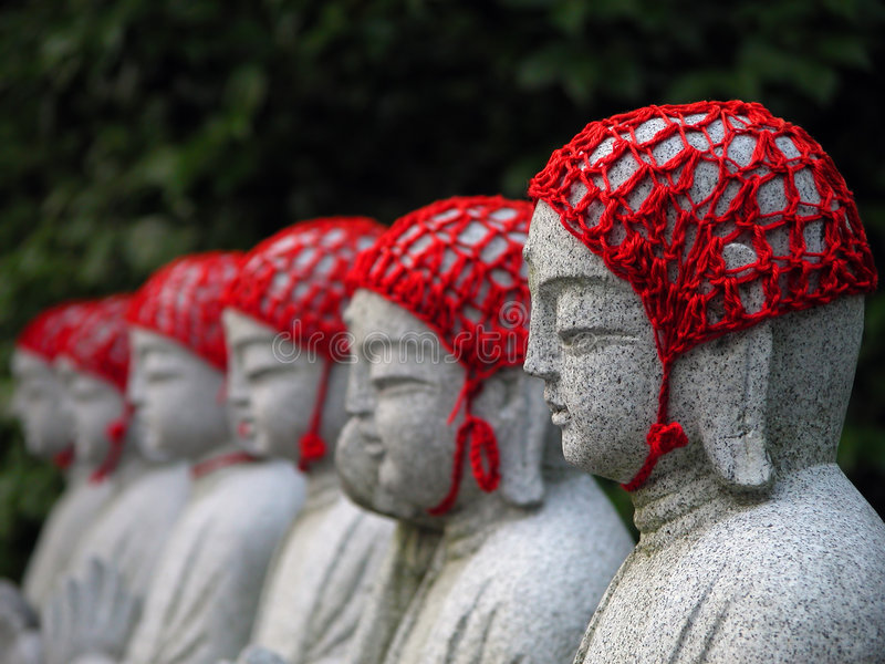 Download Buddhist Statues Stock Image - Image: 1044281