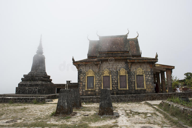 Download Buddhist Temple. Kampot, Cambodia Stock Image - Image: 65739081