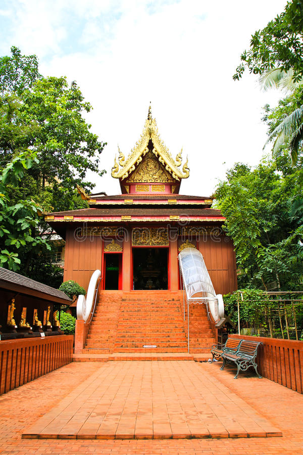 Download Buddhist Temple Named Wat Phra Kaew Stock Photo - Image: 26498324