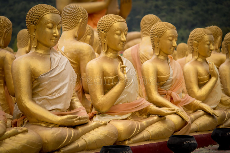 Buddhist :) stock photography