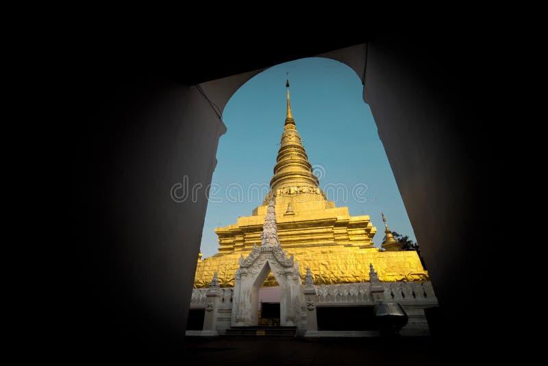 Buddhistische Pagode stockfotografie