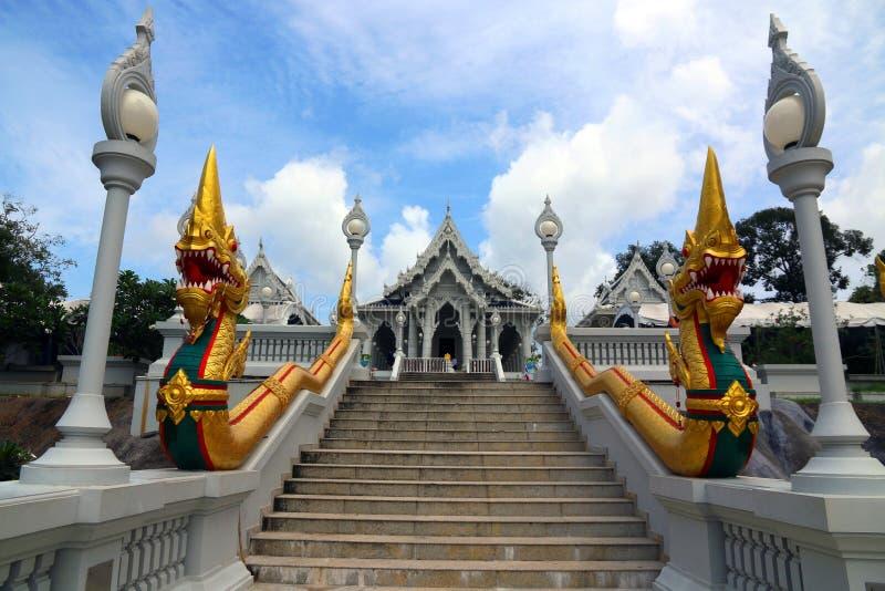 Buddhistische Tempel stockfoto