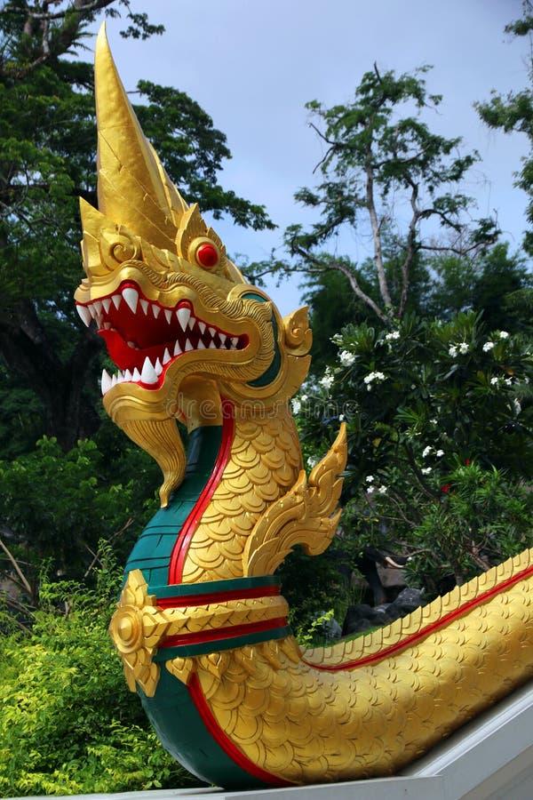 Buddhistische Tempel stockbild