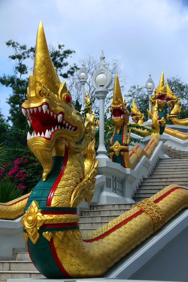 Buddhistische Tempel lizenzfreies stockfoto