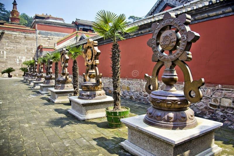Buddhistischer Tempel lizenzfreie stockbilder
