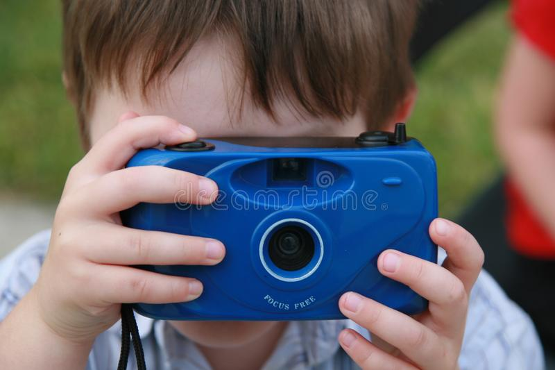 Download Budding Photographer stock photo. Image of click, free - 2438694