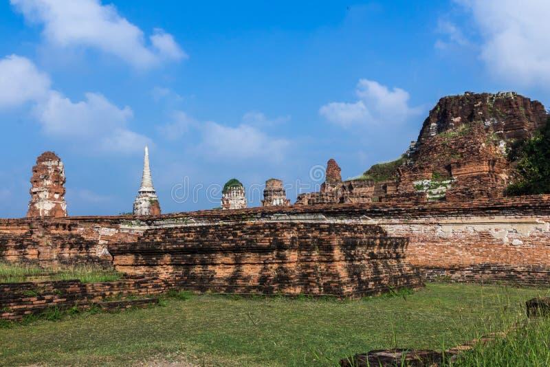Buddismpagod arkivfoton