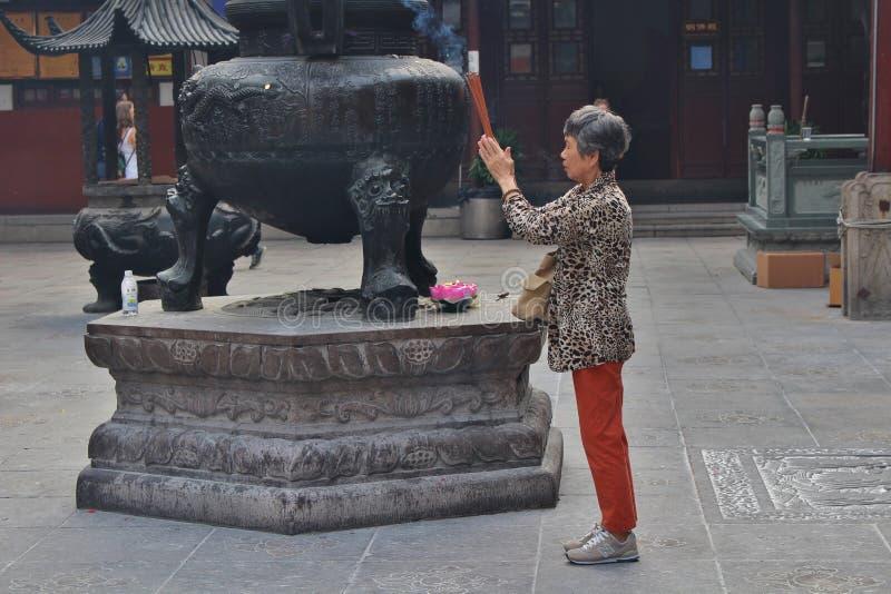 buddist royaltyfri fotografi