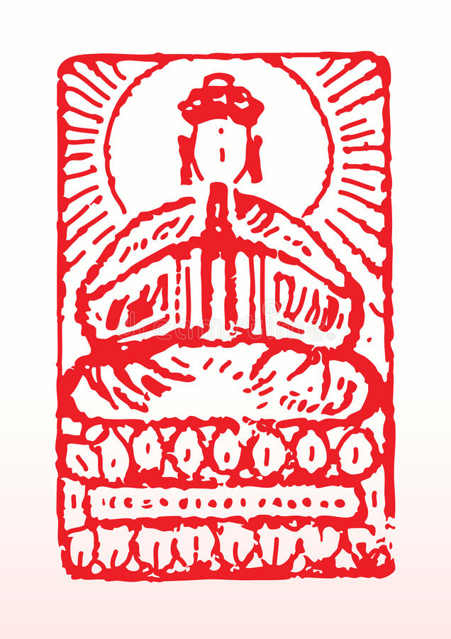 Free Buddist Seal Stock Images - 9946054