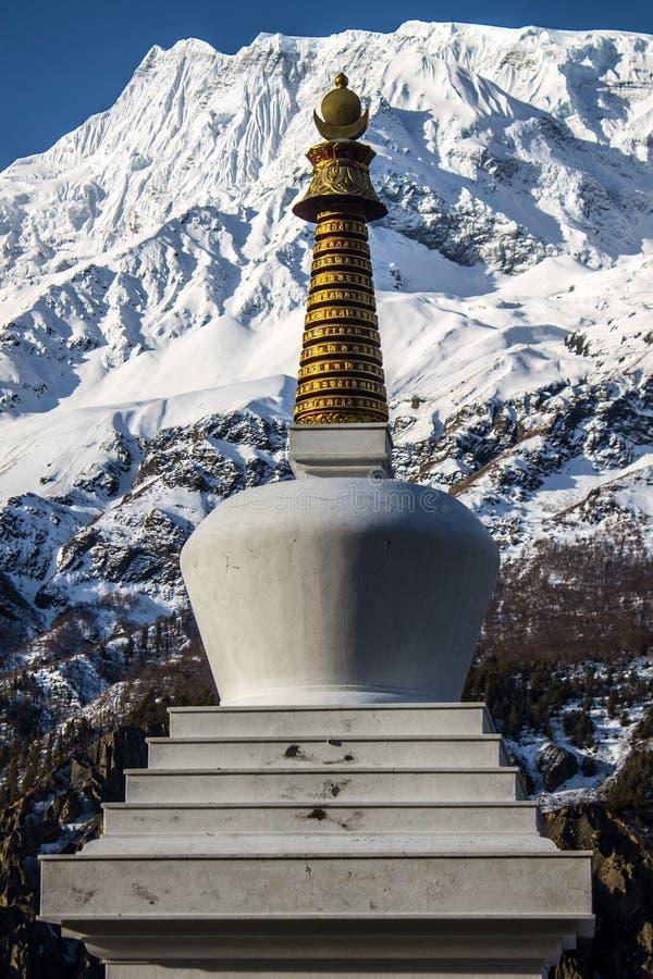 Buddist-stupa stockfotos