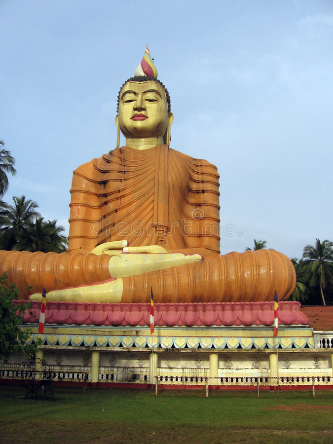 Buddist Temple royalty free stock images