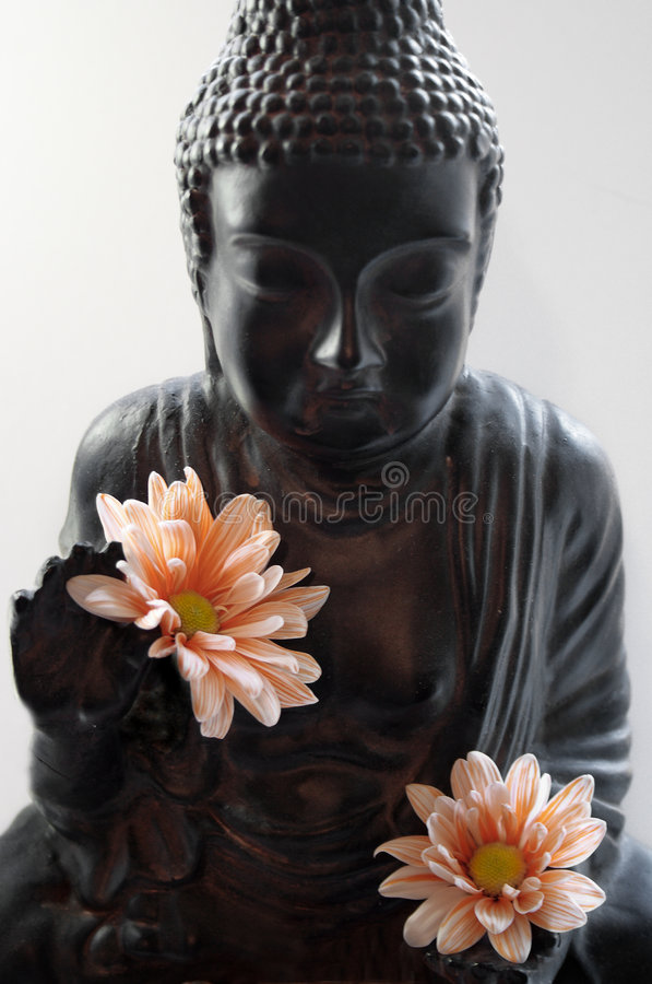 buddistisk fröjd arkivfoton