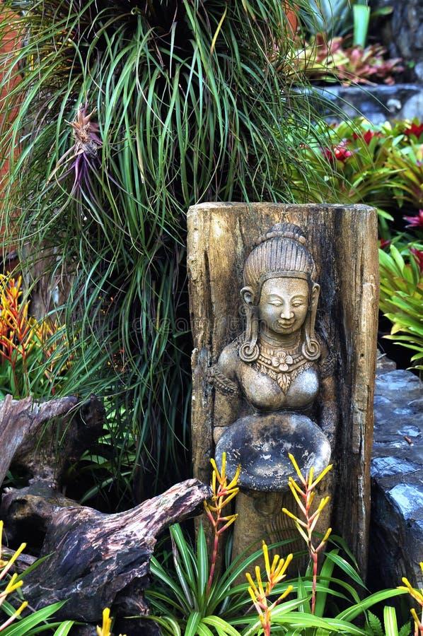 buddistisk gudinna fotografering för bildbyråer