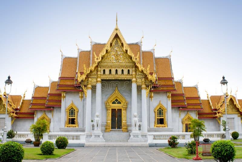 buddistiskt elegantt tempel royaltyfri fotografi