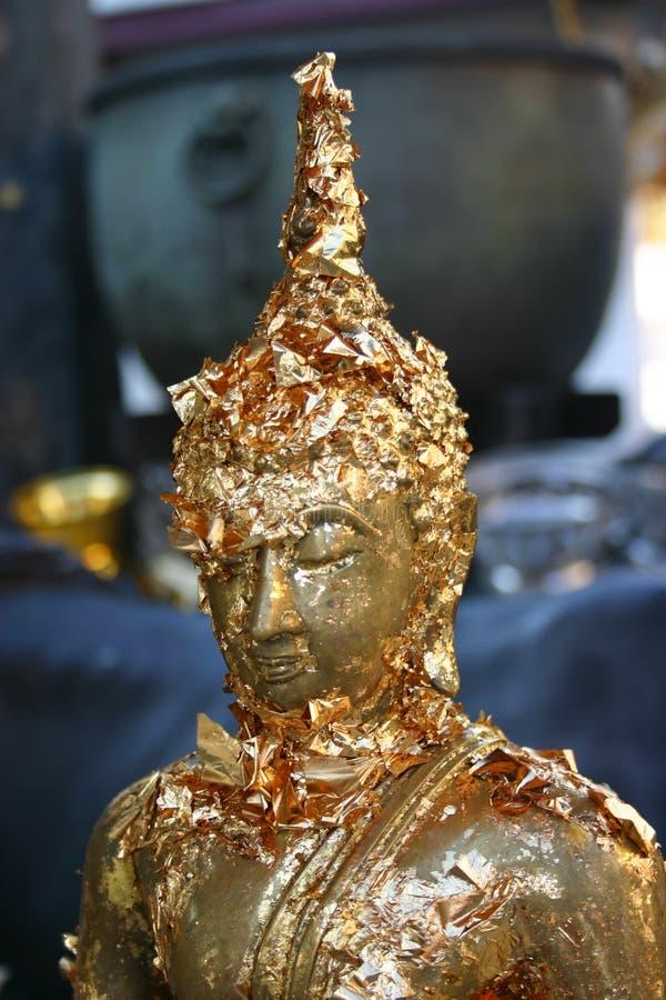 buddistiskt erbjuda royaltyfri foto