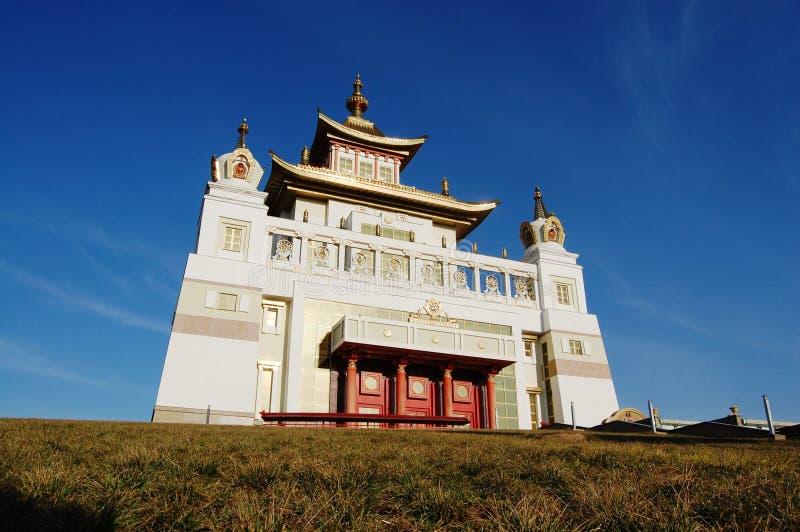 buddistiskt tempel arkivfoton