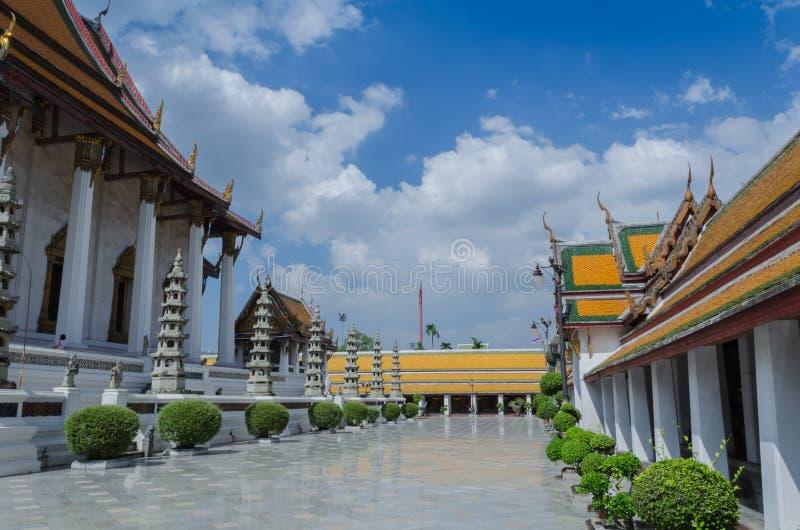 buddistiskt tempel royaltyfri foto