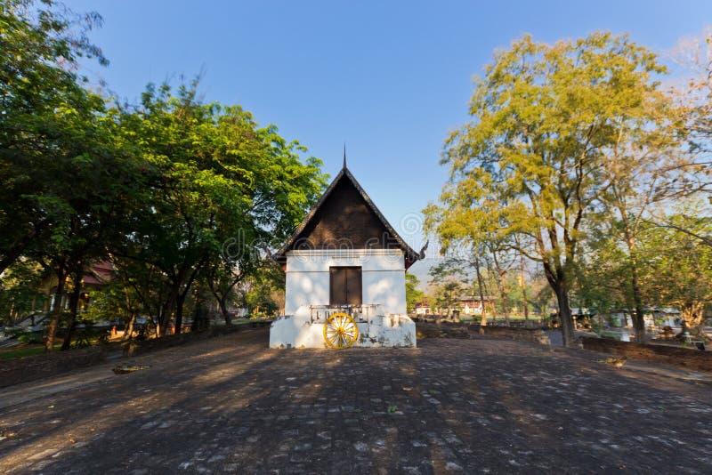Buddistiskt tempelområde fotografering för bildbyråer