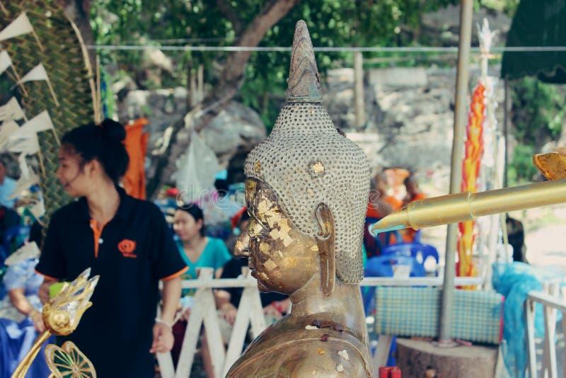Buddyjscy rytuały obraz royalty free
