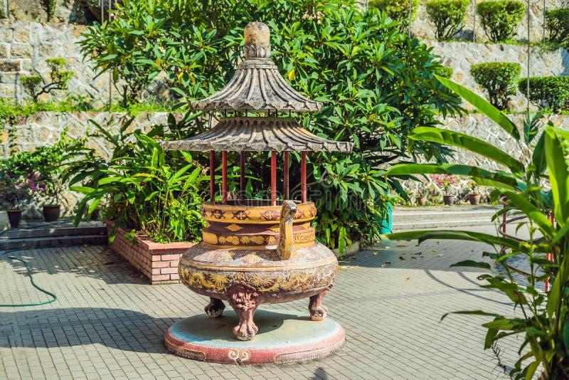 Buddyjska świątynia Kek Lok Si w Penang, Malezja, Georgetown obraz stock