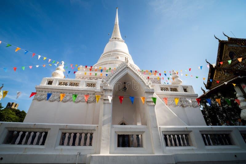 Buddyjska pagoda zdjęcie stock