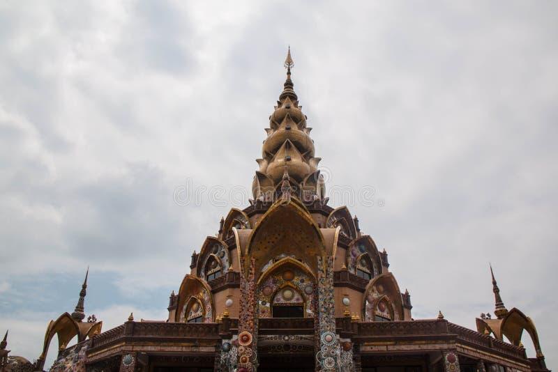 Buddyjski Kościół zdjęcia stock