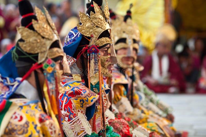 buddyjski michaelita tajemnicy tsam obrazy royalty free
