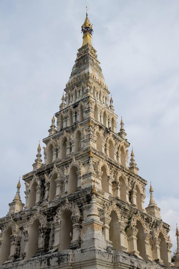 Buddyzm stupa obraz royalty free