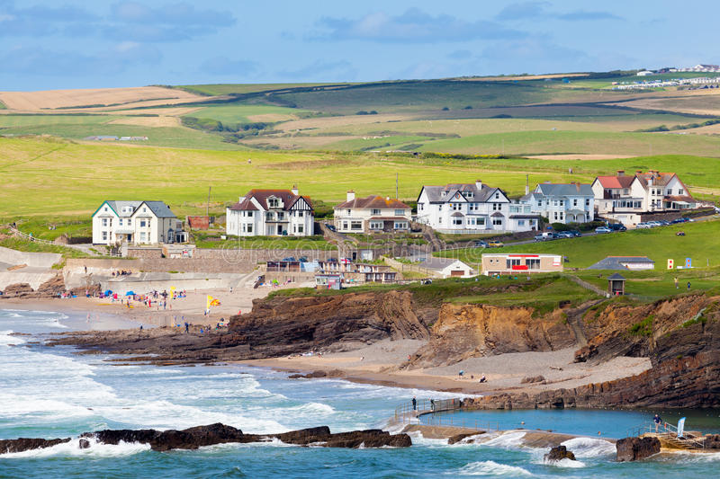 Download Bude Cornwall England Royalty Free Stock Photography - Image: 27934367