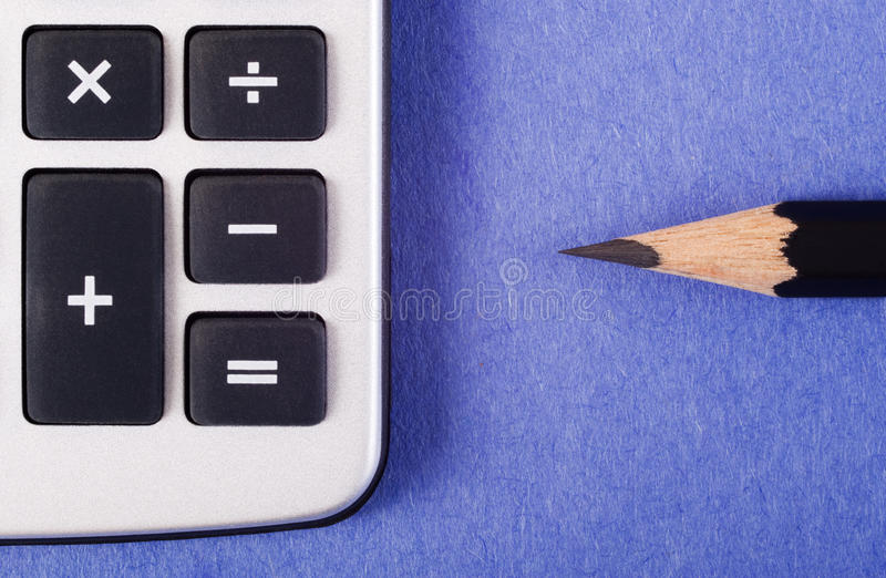 Download Budget stock image. Image of blue, coloured, objects - 25218627