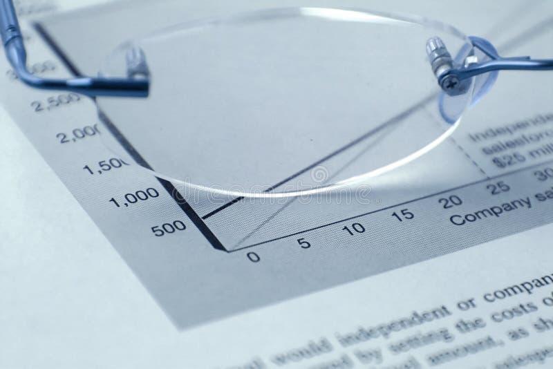 Download Budget- exponeringsglas arkivfoto. Bild av budgeter, arbete - 283696